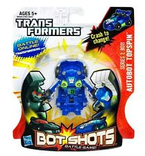 Transformers Bot Shots Autobot Topspin Series 1 B011 New