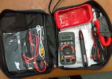 Craftsman Electrical Test Instrument Kit Multimeter Ammeter Infrared Thermometer