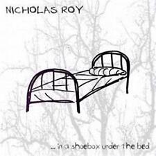 NICHOLAS ROY In A Shoebox Under The Bed CD NEW DIGIPAK