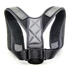 Posture Corrector Support Back Shoulder Brace Belt For Men Women MJK qwe