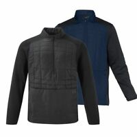 UNDER ARMOUR UA STORM INSULATED JACKET 1/2 ZIP MENS GOLF PULLOVER