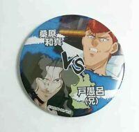 Yu Yu Hakusho Can Badge Button Kazuma Kuwabara Yoshihiro Togashi The Chara Shop