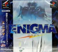 USED PS1 PS PlayStation 1 ENIGMA