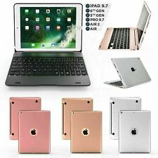 """Bluetooth Keyboard Hard Case Smart Cover For iPad 5th/6th Gen 2018 9.7"""" AIR Pro"""