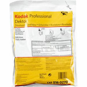 Kodak Dektol Developer Packet to make 3.8ltr  (1 gallon)