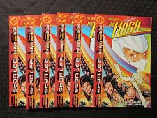DC Just Imagine Stan Lee's LOT of 6 THE FLASH NM Kevin Maguire