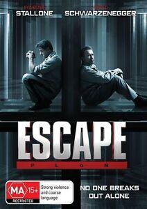 Escape Plan DVD : NEW