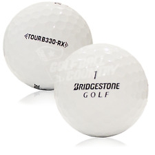 24 Bridgestone Tour B330-RX AAA (3A) Used Golf Balls - FREE Shipping