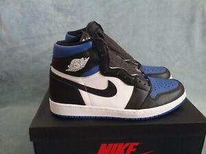 Nike Air Jordan 1 Retro High OG 'Royal Toe 555088-041 Size 11