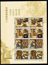 China VR 3519/22 ** KB 2004-5 Sprichwörter Michel 40,00 (1706)