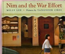 NIM &THE WAR EFFORT -MILLY LEE SIGNED 1ST- CHINATOWN IN WWII VERY GOOD CONDITION