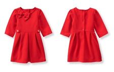 Janie And Jack Dress Estate Stables Line Size 18-24 Months