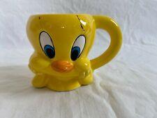 WB Warner Bros. Tweety Looney Tunes 1996 Tasse Mug 3D