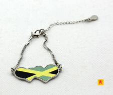Jamaica Joining Heart Fashion Bracelet