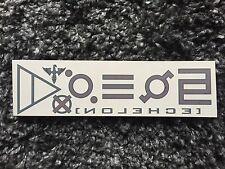 30 Seconds to Mars Temp tattoo / Triad Glyphics Mythra Echelon / Jared Leto