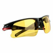 Night Vision Sunglasses 100% UV400 Driving HD Glasses Sports Eyewear