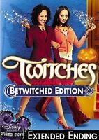 Twitches (DVD, 2006)