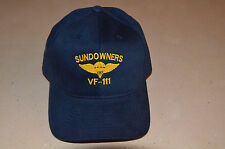VF-111 Sundowners Parachute Rigger Squadron Hat