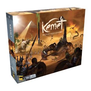 Kemet Blood and Sand Board Game NEW