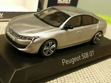 1/43 Norev Peugeot 508 GT 2018 atensegrau metallic 475822