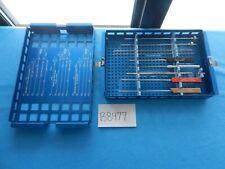 Arthrex Surgical Orthopedic TissueTak II Instrument Set W/ Case