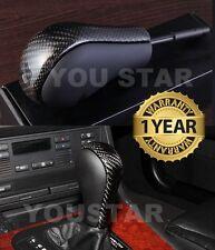 USA STOCK 3D CARBON Effect Auto Shift Knob BMW E46 E36 E60 E39 E38 Z3 X3 X5 E53