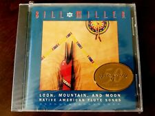 Loon, Mountain, And Moon by Bill Miller (CD, 2000 Vanguard) NEW