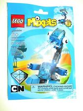 LEGO MIXELS 41510 LUNK 51 PCS NEW CARTOON NETWORK  SERIES 2 BLUE