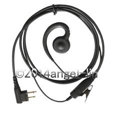 Earpiece for Motorola Axv5100 Axu4100 Au1200 Cls1110 Cls1410 Cls1413 2Way Radio