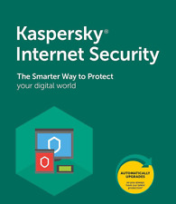 Kaspersky Internet Security 2019 1 Users Antivirus UK - NEW & RENEW LICENCE