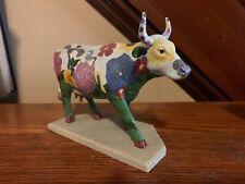 Cow Parade Rhinestone Cowgirl Item #9123 1/2388