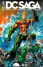 Dc Saga N°2 - Urban Comics-dc Comics - juillet 2012