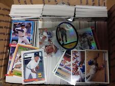 1000 SPORTS CARD MIXED LOT FROM 80'S, 90'S & 00'S!