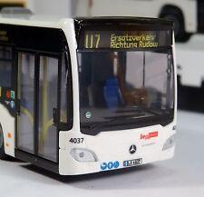 Rietze Sondermodell: Mercedes Citaro G C2 Wg. 4037 + 4038 (Berlin-Edition 12)
