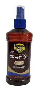 Banana Boat Deep Tanning Spray Oil - 8 fl oz (236 ml)
