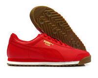 Puma Roma Red / Gum Popcat 35357263 Classic Casual Men