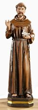 Saint Francis 12 Inch Figurine (WC009) NEW IN BOX