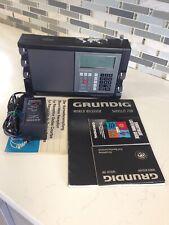 GRUNDIG SATELLIT 700 FM/SW/MW/LW W/Power Supply, Excellent.