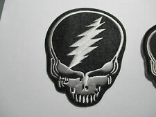 Grateful Dead Patch 3 1/4 x 4 inches