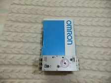 OMRON H3DR-G SOLID-STATE STAR-DELTA TIMER BNIB