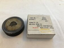Genuine New Makita helical gear, part number 221685-1 to suit SR1800 (S9)