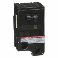 SQUARE D QO2150 2P Standard Plug In Circuit Breaker 150A 120/240VAC