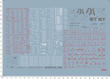 Gundam decals PG STRIKE FREEDOM 60997