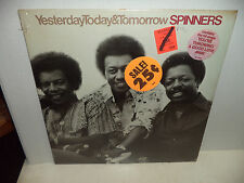 Spinners, Yesterday Today & Tomorrow, LP. 1977 Still Sealed