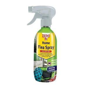 Zero In Home Flea Treatment Spray 500ml
