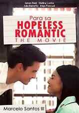 Para sa Hopeless Romantic BOOK by Marcelo Santos III Worldwide Shipping
