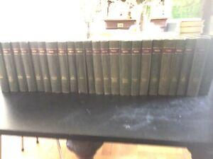 Schiller-Ludwig Bellermann-Schillers Werke-Biblio 1895 in 8 Bänden + 14 Bänden,