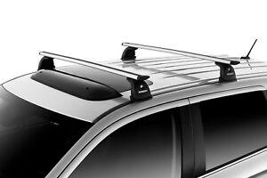 Genuine Mitsubishi LOCKING ROOF RACK Kit  OUTLANDER 2014 - 2020