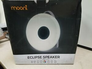Mooni Eclipse Bluetooth Speaker MN-SL002-001 New Open Box with remote