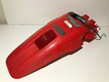 02 Honda XR650R XR 650R 650 XR650 OEM Rear Fender Fairing Guard Tail Light 00-07